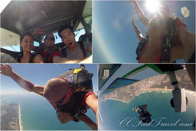 Qld - Skydiving