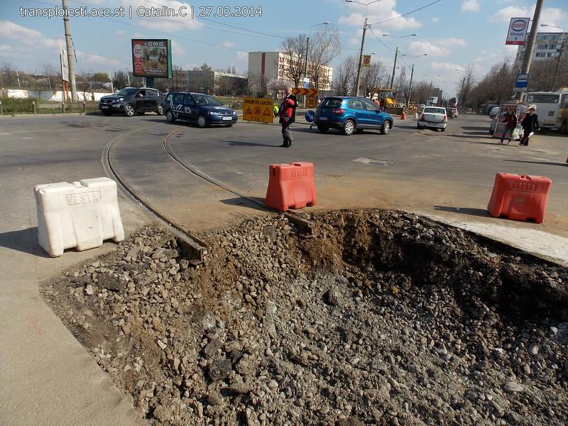 Traseul 102, etapa I: Bucla Nord ( Sp. Județean ) - Intersecție Republicii - Pagina 2 13506492663_5577e8e66f_c