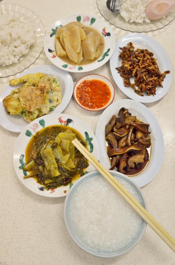 Teo Chew Porridge @ Jack Fah