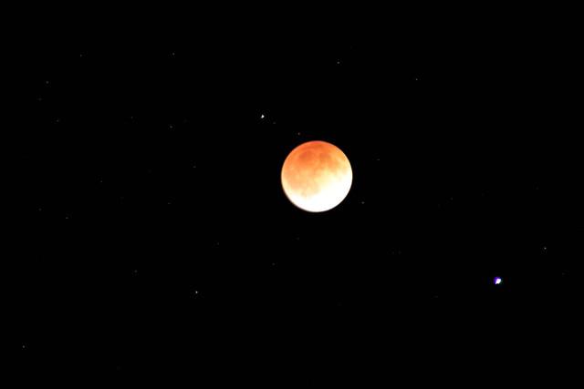 blood moon july 2018 houston - photo #13