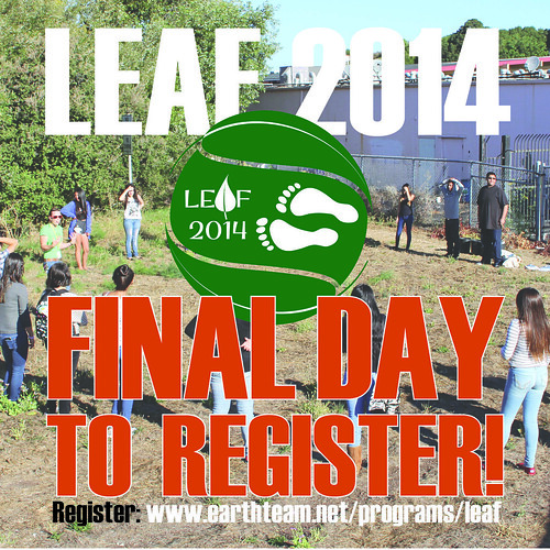 Final day to register