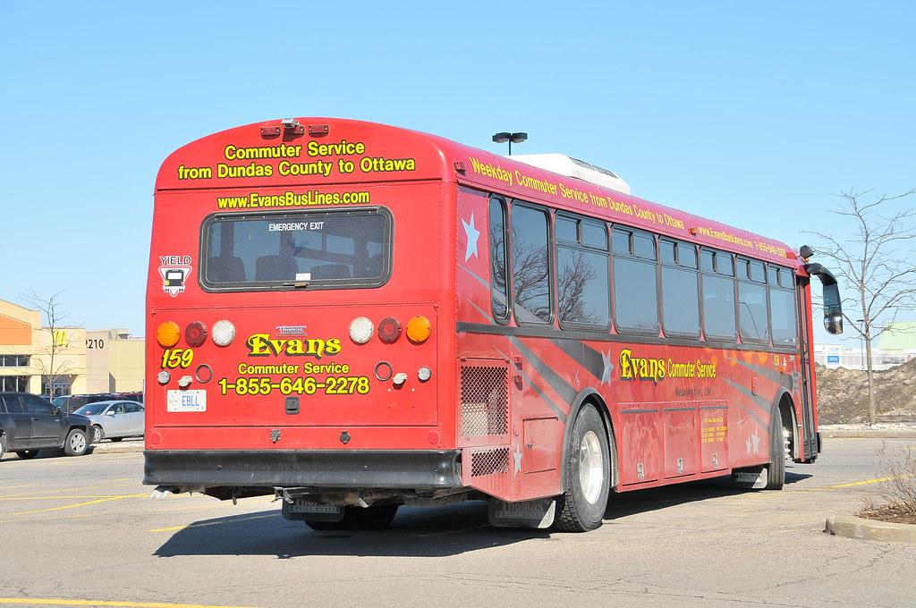 DSC_9332 Bus rear view Ottawa, Ontario Canada 04092014 ©Ian A. McCord