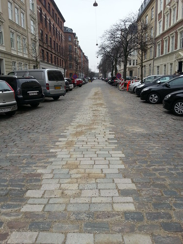 Bicycle Friendly Cobblestones