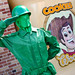 Green Army Man of Pixar Place