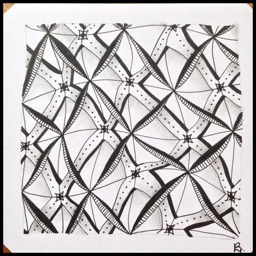 Zentangle 153
