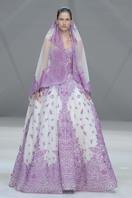 Naeem Khan - Barcelona Bridal Week