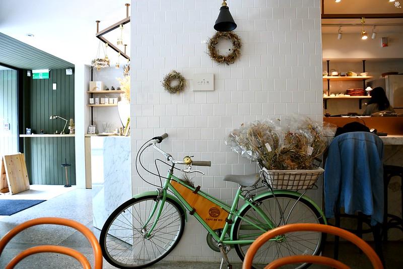 六張犁美食咖啡廳米販咖啡菜單推薦景點散策 (17)