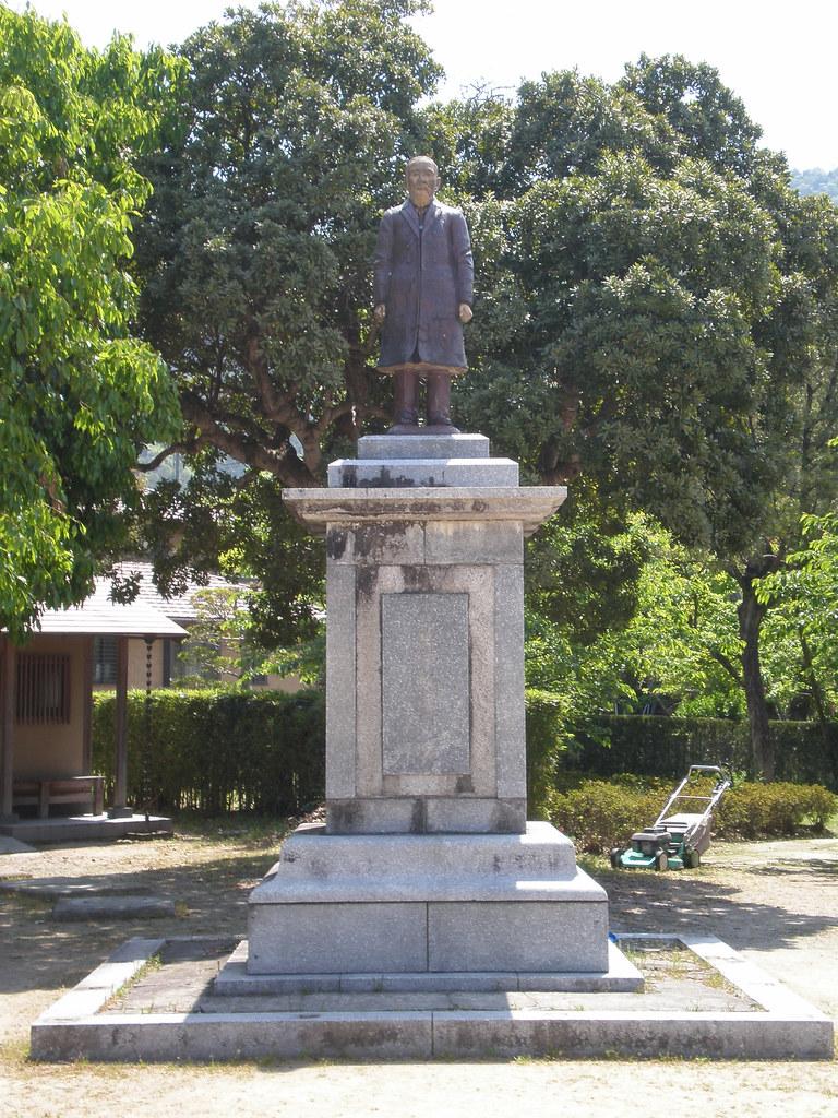 伊藤博文銅像