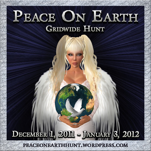 Peace On Earth Hunt by Cherokeeh Asteria