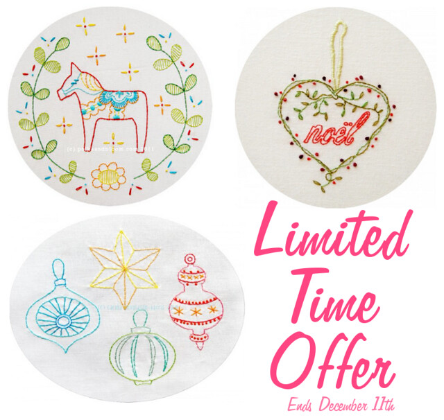 Limited Time Pattern Offer