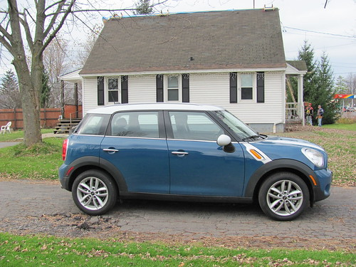 New MINI Cooper Countryman