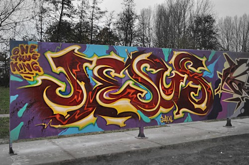 For-Runner: Christian Art (Graffiti - 154.9KB
