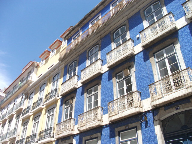 Tiles Galore: Lisbon's Azulejos