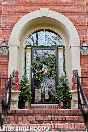 DIY Evergreen Christmas wreaths (12 of 16)