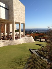 Getty Center: Stop looking so pretty.