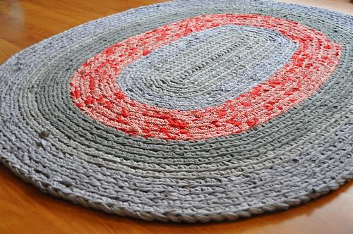 Custom Oval Rug