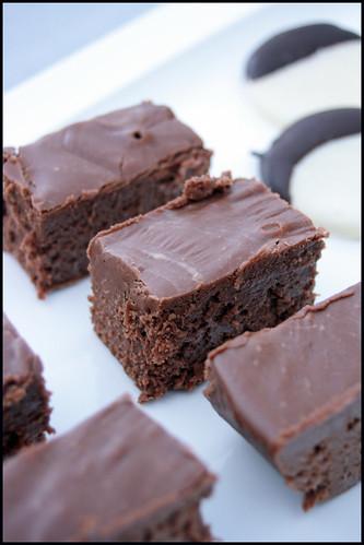 6425208461 7d2e29b03c Peppermint creams et fudge au chocolat