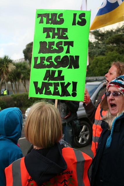general strike 30 november 2011 from Flickr via Wylio