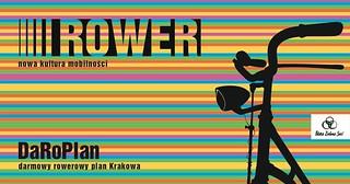 DaRoPlan :: Darmowy Rowerowy Plan Krakowa
