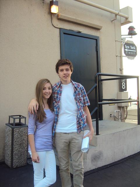 Rachel G Fox and Nick ...