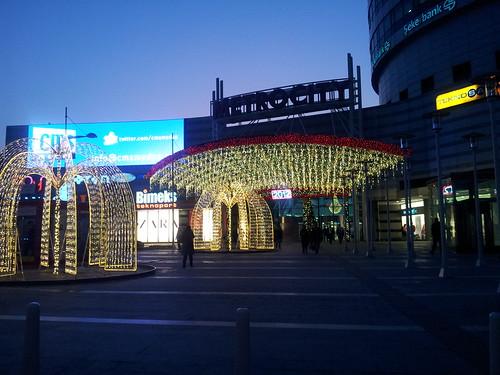 Metrocity, ahol a Karácsony mit sem változott az átadás óta
