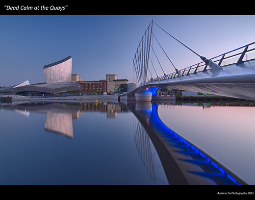 """Dead Calm at the Quays"""