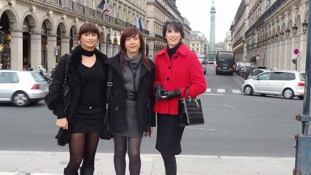 rencontre travestie paris
