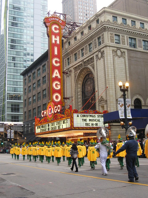 Chicago Parade