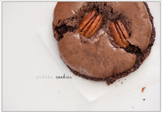 2. puddle cookies