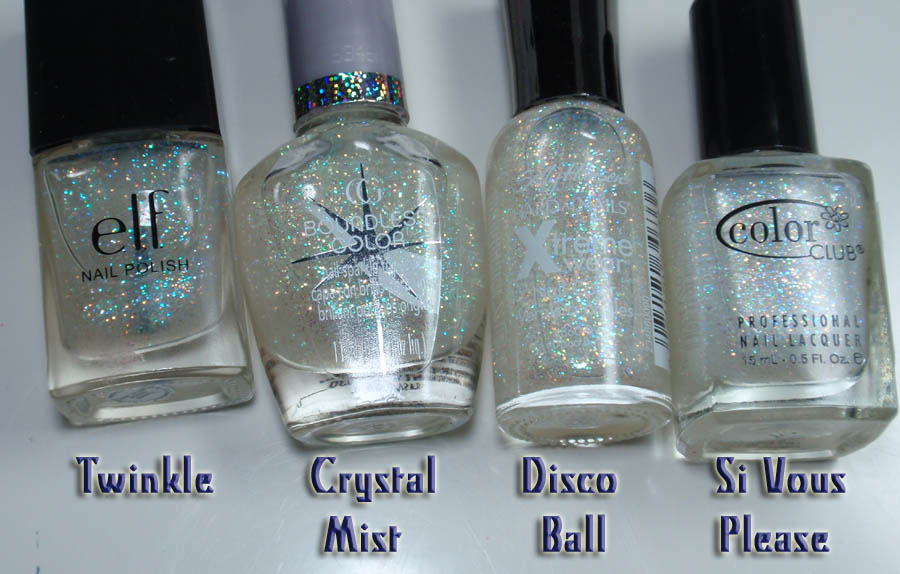 Paillette: a little nail polish journal: Iridescent Iterations
