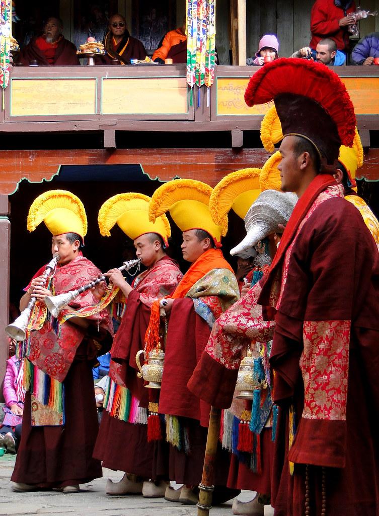Monastic Musicians