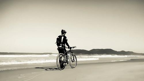 Pedal explorer em Floripa