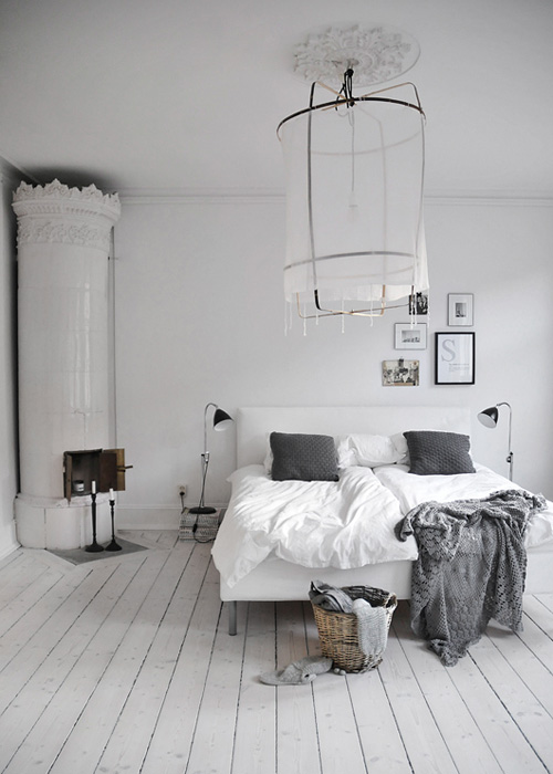 grey bedrooms the style files