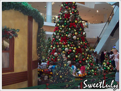 Decoração de Natal Boulevard Shopping 2011
