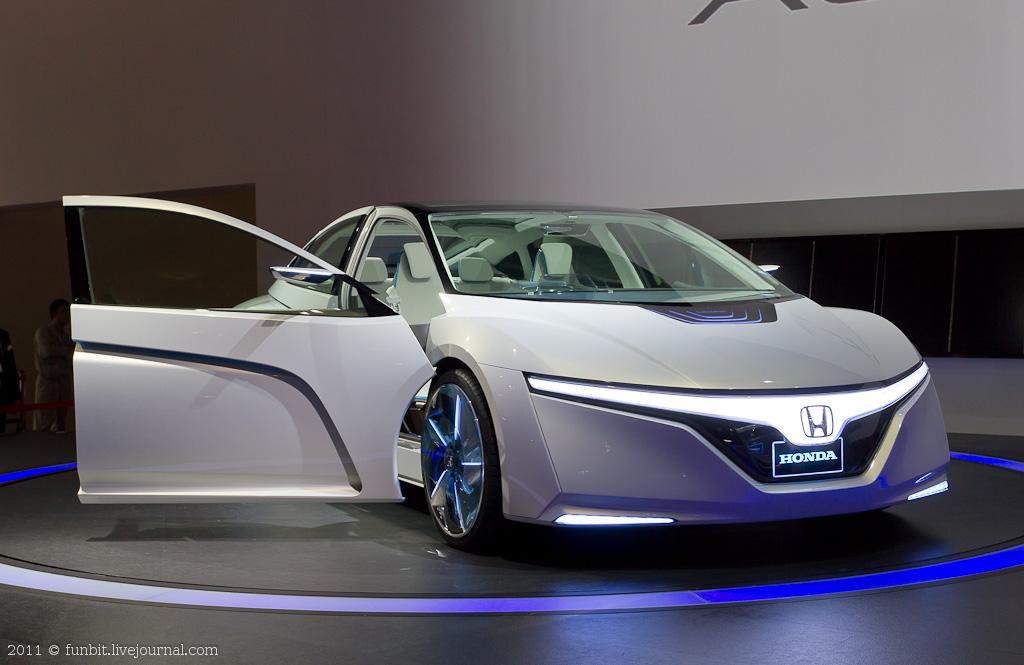 Motor Show - Honda 2