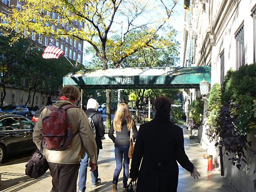 La troupe en route pour Central Park.jpg