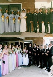 Wedding Then & Now