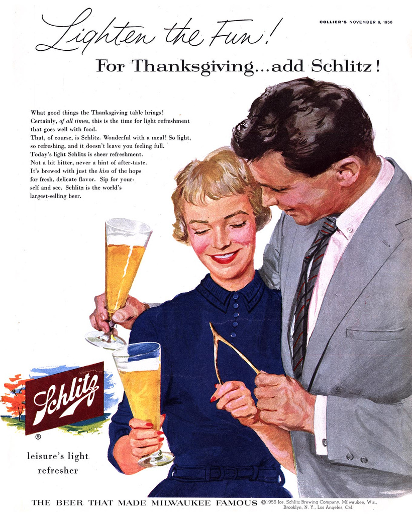 Schlitz-1956-thanksgiving