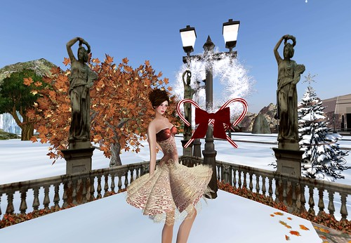 *Vogue* Christie Dress (Group gift) by Cherokeeh Asteria