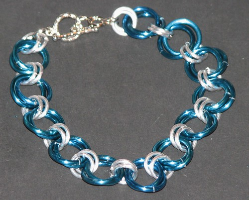 Chainmaille Bracelet 7