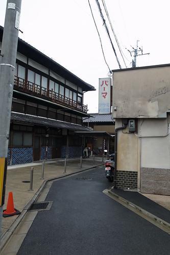 名残りの京都