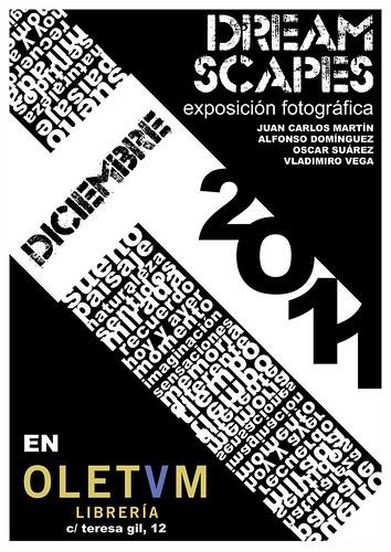 Exposicion Oletum DREAMSCAPES Valladolod
