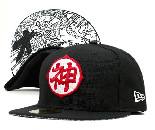 NEWERA×DRAGON BALL KAMI MARK BLACK