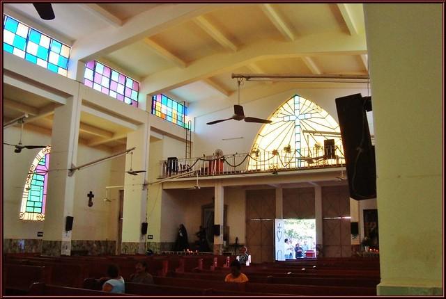 Parroquia de la Santa Cruz,Salina Cruz,Oaxaca,México ...