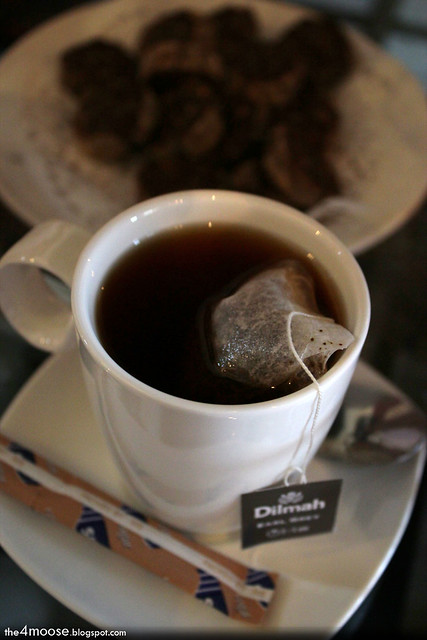 Black Sheep Cafe - Earl Grey Tea