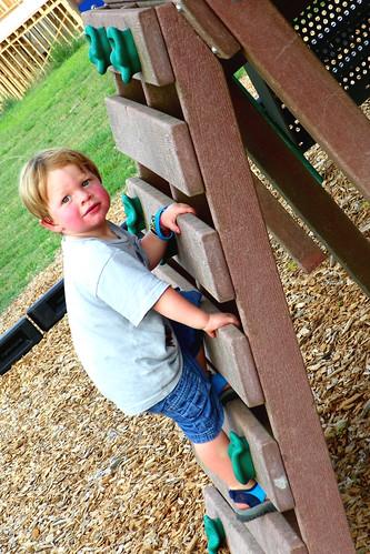 110709 Coleman at playground 01