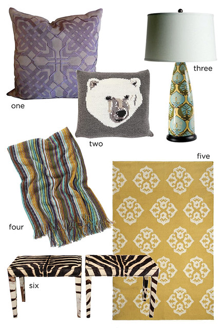 interior design blog | print and pattern