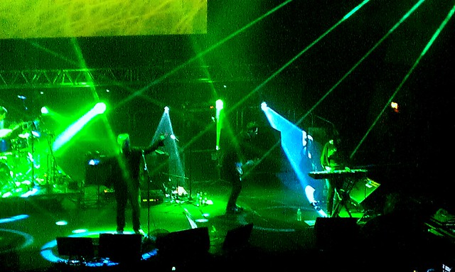 New Order at The Troxy