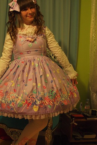 Candy Treat Coord 7