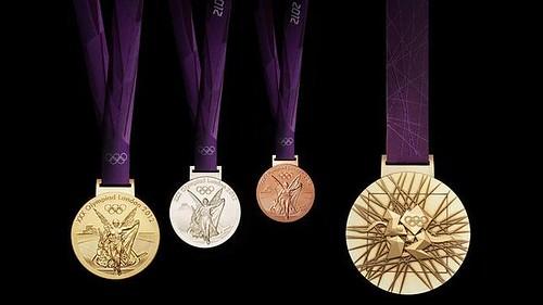 Medallas Olímpiadas de Londres 2012